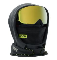 Men's Anon MFI XL HD Hooded Balaclava (Grey)