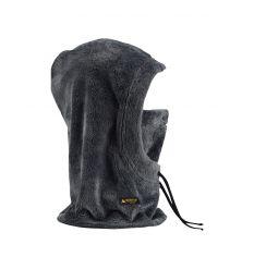 Burton Cora Hood Over Helmet (True Black)