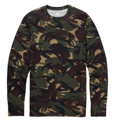 Burton MidWeight Base Layer Crew (Seersucker Camo)