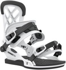 Union Contact Pro Snowboard Binding 2021 (White) - Main