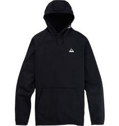 Burton Crown Waterproof Pullover Fleece (Black)