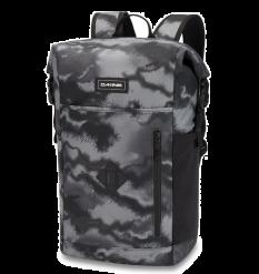 Dakine Mission Surf Roll Top 28L Backpack (Dark Ashcroft Camo)
