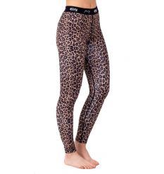 Eivy Icecold Tights (Leopard) - Wetndry Boardsports