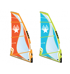 Ezzy Hydra Sport Windsurf Sail 2020 - Wetndry Boardsports