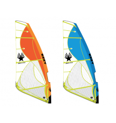 Ezzy Wave Windsurf Sail 2020 - Wetndry Boardsports