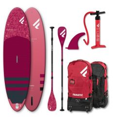 Fanatic Diamond Air SUP Package 2020 - Wetndry Boardsports