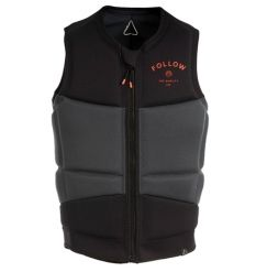 Follow Mens Coastline Impact Vest (Black)