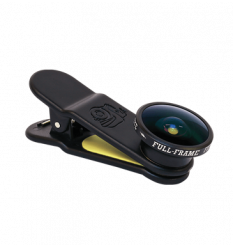 Black Eye Full-Frame Fisheye Lens