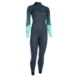 ION Jewel Core Semidry 5/4 Wetsuit 2019 (Dark Blue) - Wetndry Boardsports