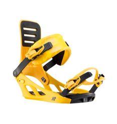 K2 Formula Snowboard Binding 2020 (Mustard)