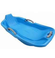 Kids Sledge with Brakes (Blue)
