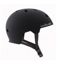 Sandbox Legend Low Rider Helmet (Black) - Wetndry Boardsports