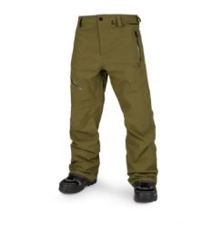 Volcom L Gore-Tex Snowboard Pants 2020 (Moss)