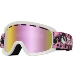Dragon Lil D Kids Snow Goggle (Dart Pink/Pink Ion)
