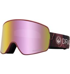 Dragon NFX2 Snow Goggle (Rose/Pink Ion) + Spare Lens