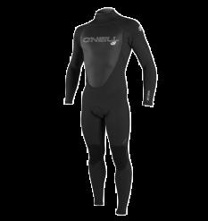 O'Neill Epic Wetsuit 3/2mm (Black/Black) - Wetndry Boardsports