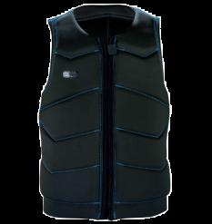 O'Neill Mens Hyperfreak Comp Impact Vest (Fade Blue/Ocean)
