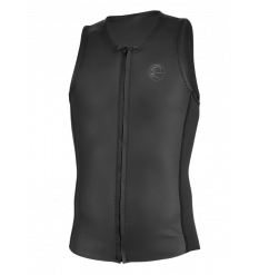 O'neill O'Riginal 2mm Full Zip Neoprene Vest (Black) - Wetndry Boardsports