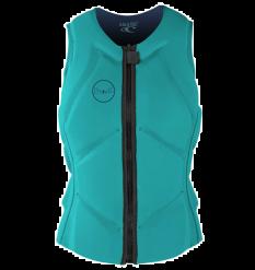 O'Neill Womens Slasher B Impact Vest (Light Aqua)