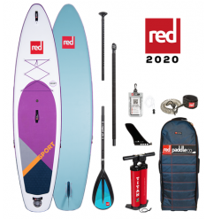"Red Paddle Co, 11""3"" x 32"" Sport Purple Package 2020 - Alloy"