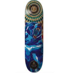 Element Featherlight BB Sascha Bear Skateboard Deck (8.0) - Wetndry Boardsports