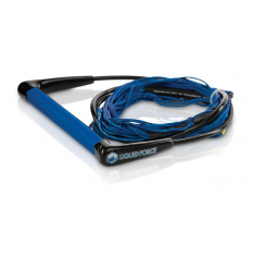 Liquid Force Comp Handle with Dyneema Rope (Blue)
