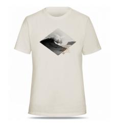 Dakine Nalu Tshirt (Cream) - Wetndry Boardsports