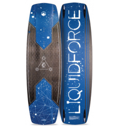Liquid Force Carbon Drive Kitesurf Board 2018-136cm