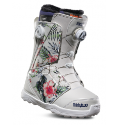Thirtytwo Womens Lashed Double Boa Snowboard Boots 2019 (Floral) - Wetndry Boardsports