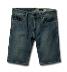 Volcom Mens Solver Denim Shorts (Seventies Indigo) - Wetndry Boardsports