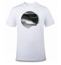 Dakine Crest Photo Tshirt (White) - Wetndry Boardsports