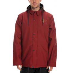 686 Waterproof Coaches Jacket 2020 (Rusty Red)