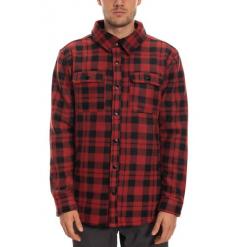 686 Sierre Fleece Flannel 2020 (Rusty Red)