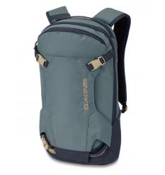 Dakine Heli Pack 12L Snowboard/Ski Backpack (Dark Slate) - Wetndry Boardsports