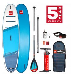 "Red Paddle Co 10'6"" Ride MSL SUP Inflatable Package 2021"