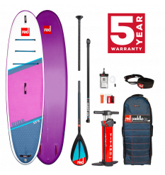 "Red Paddle Co 10'6"" Ride SE MSL SUP Inflatable Package 2021"