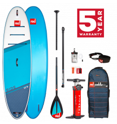 "Red Paddle Co 10'8"" Ride MSL SUP Inflatable Package 2021"