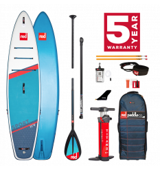 """Red Paddle Co 11'0"""" Sport MSL SUP Inflatable Package 2021"""