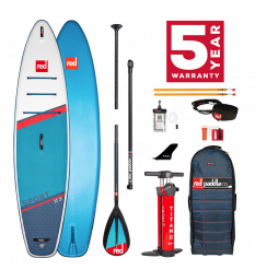 "Red Paddle Co 11'3"" Sport MSL SUP Inflatable Package 2021"