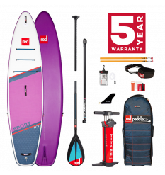 "Red Paddle Co 11'3"" Sport SE MSL SUP Inflatable Package 2021"