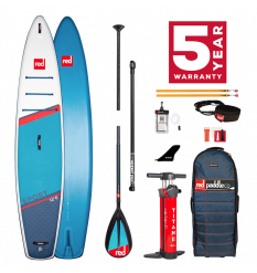 "Red Paddle Co 12'6"" Sport MSL SUP Inflatable Package 2021"