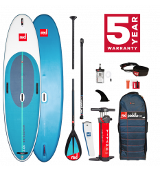 """Red Paddle Co 10'7"""" Windsurf SUP Inflatable Package 2021"""