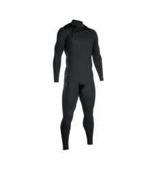 ION Onyx Core Semidry 5/4mm Front Zip Wetsuit (Black)