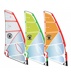 Ezzy Legacy Windsurf Sail 2019 - Wetndry Boardsports