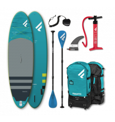 Fanatic Fly Air Premium/Pure Inflatable SUP Package 2021