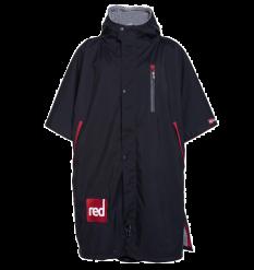Red Paddle Co Pro Short Sleeve Change Jacket (Black)