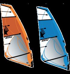 Ezzy Taka Windsurf Sail 2020 - Wetndry Boardsports