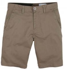 Volcom Frckn Modern Stretch Shorts (Khaki)