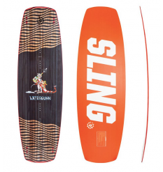 Slingshot Watergun Wakeboard 2020 - Wetndry Boardsports