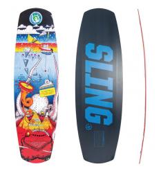 Slingshot Coalition Wakeboard 2020 - Wetndry Boardsports
